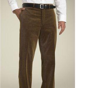 Façonnable Corduroy Pants 34x32 EUC